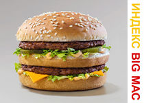 big mac index logo