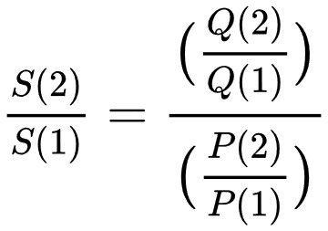 PPP formulas