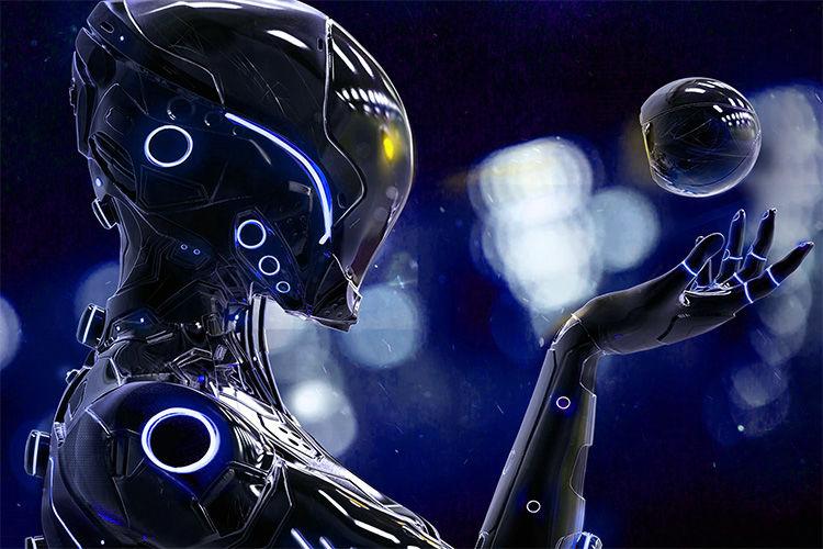 robot para el intercambio Abi
