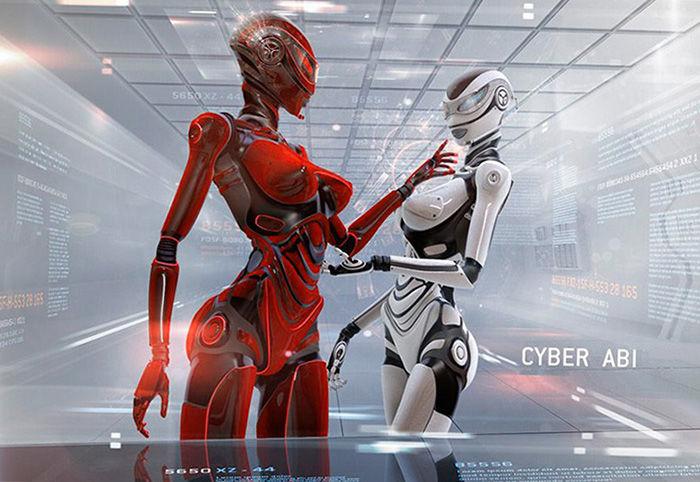 échange de robots
