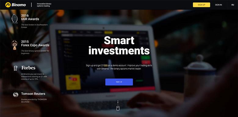 Befektetés pénz az interneten: Binary Options