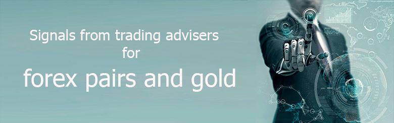 Trading advisers en