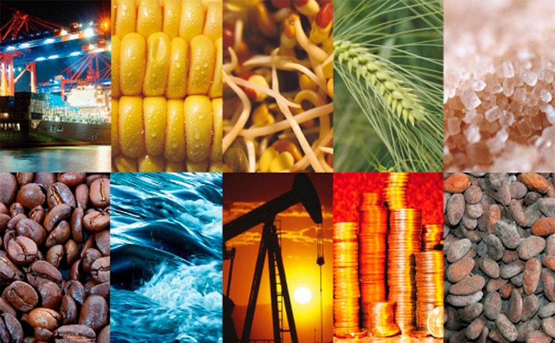 bolsa de productos básicos