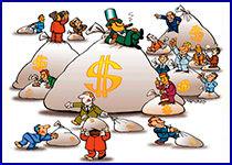 ¿De dónde viene el dinero?