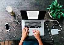Trabajar desde casa en internet