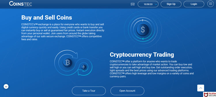 otzyv na brokera coins tec xnumx