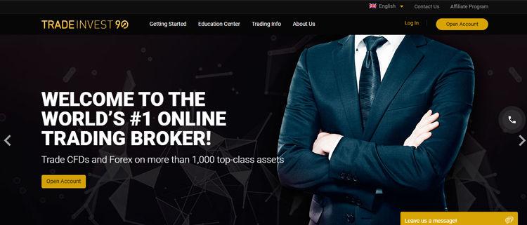 otzyv na brokera TradeInvest90 1