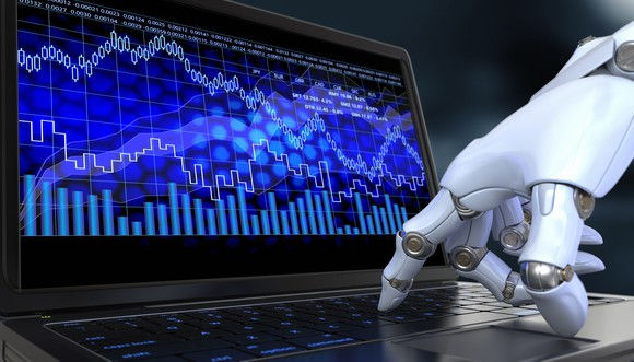 un robot pe internet fără investiții)