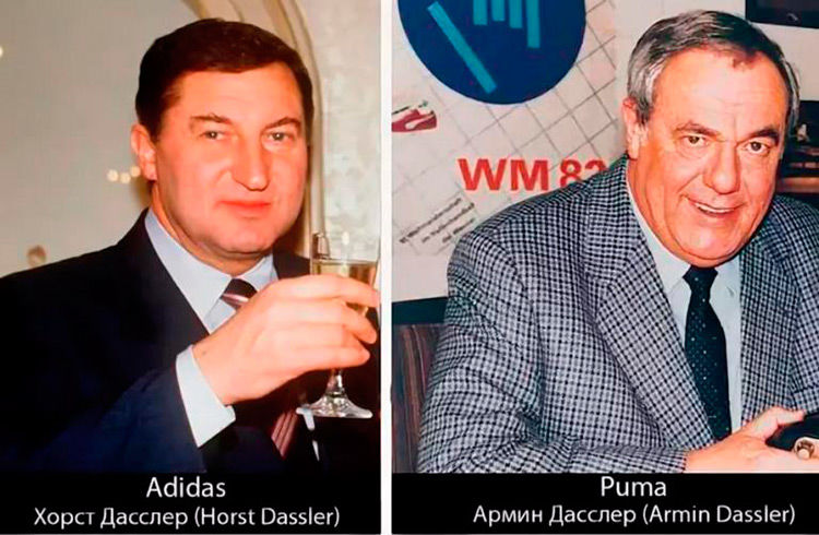 The Story of Adidas and Puma