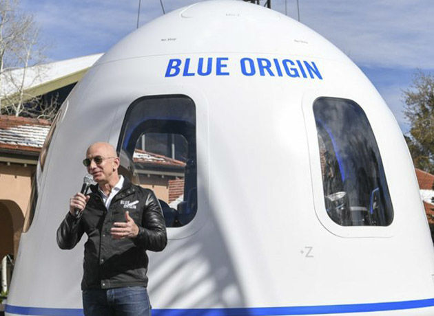 Jeff et Blue Origin
