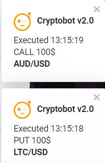 centobot cash