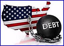 Deuda pública estadounidense