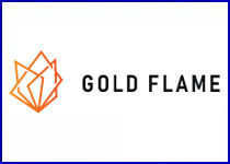 flamme d'or