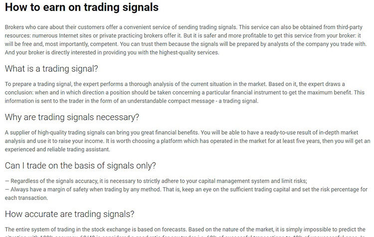 goldflame signals