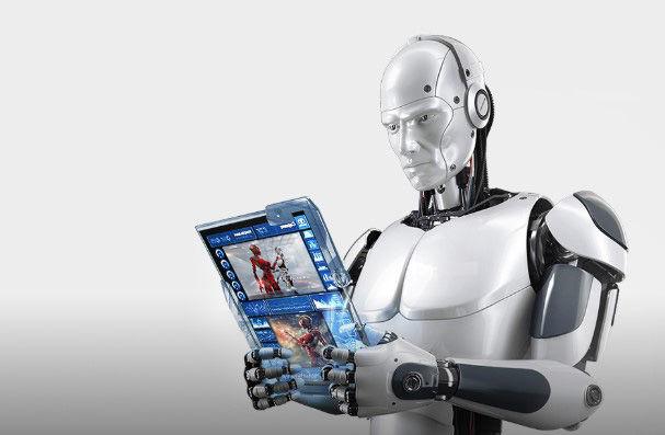 Elquatro > ce este un robot binar