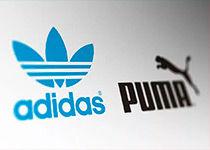 Adidas und Puma Geschichte