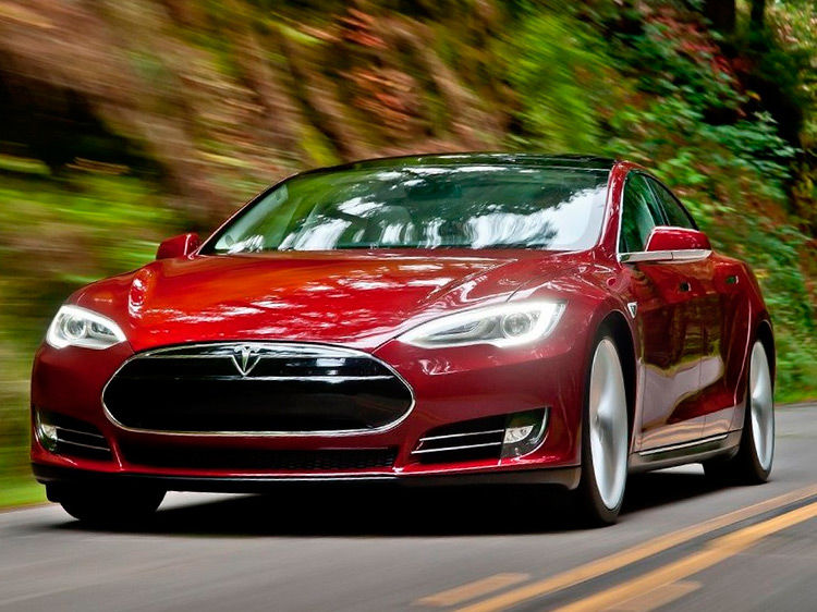 Tesla-Modell 1