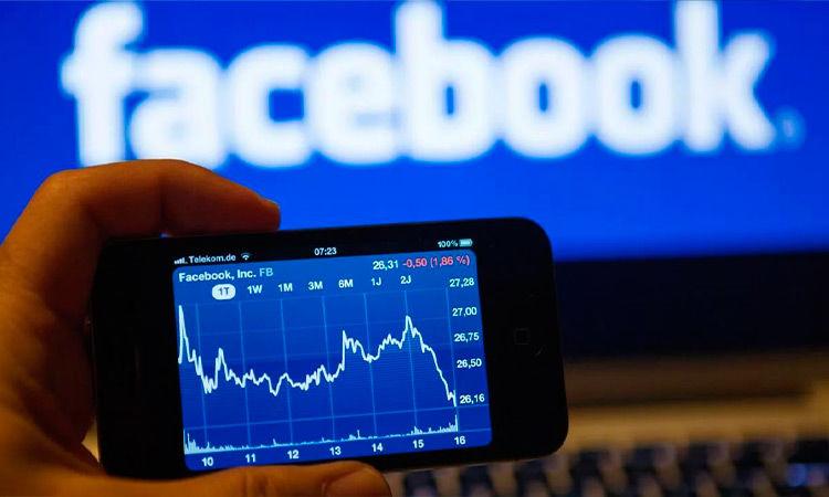 historia facebook akcii facebook 1