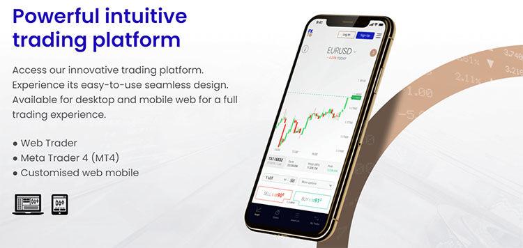 FXTB ForexTB platform