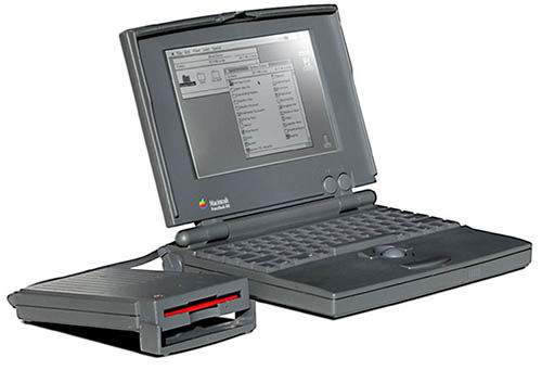 Ordinateur portable Apple PowerBook