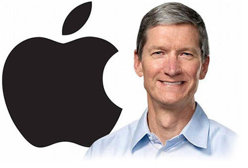 Tim Cook, PDG d'Apple