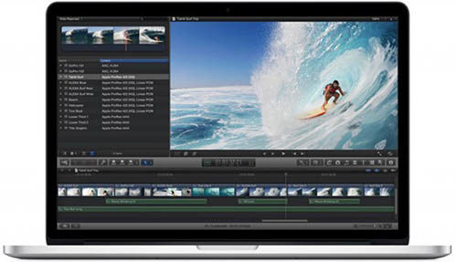 Ordinateur portable Apple MacBook Pro Retina