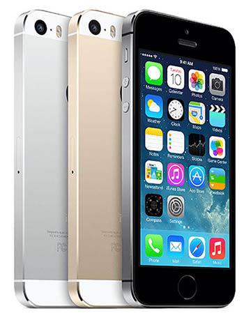 Apple iPhone 5S smartphone