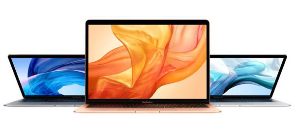 Ordinateurs portables Apple MacBook Air / Pro Series