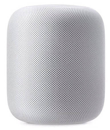 Haut-parleur intelligent Apple HomePod