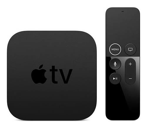 Apple TV media player