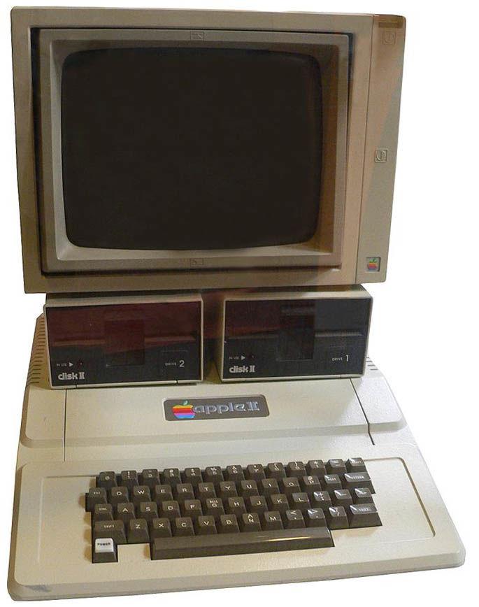 Second Apple computer