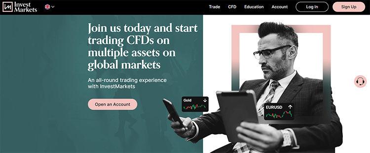 sitio investmarkets