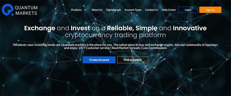 sitio de mercados cuánticos