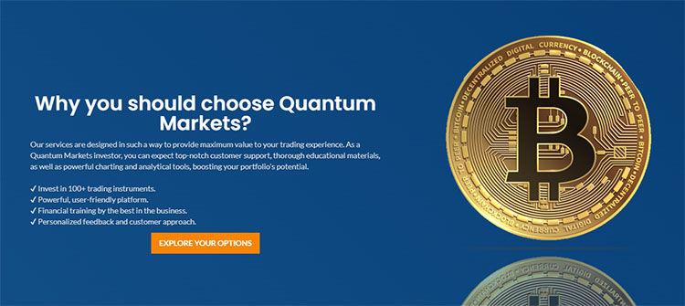 criptomoneda de los mercados cuánticos
