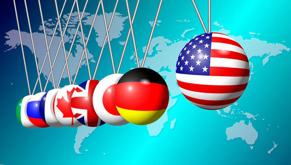 Gli americani nell'economia globale