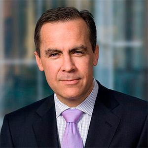 la cabeza de Mark Karni- del Banco de Inglaterra