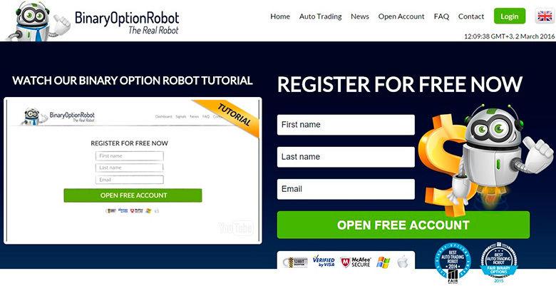 • Robot Binary Option | Review Software Trading Otomatis Terbaik •