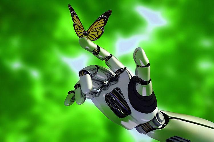 robot commerciale